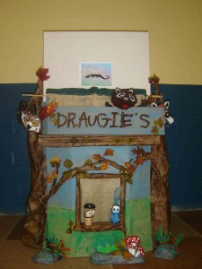 Puppet Theater at St. Agnes in Dalton