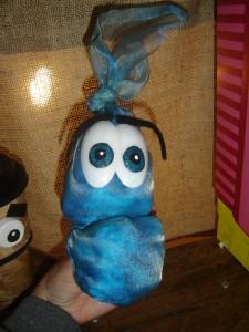 Waterdrop puppet
