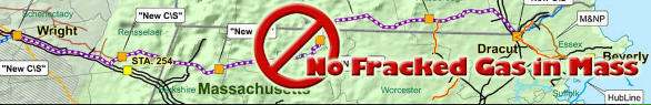 logo of No Fracked Gas In Mass